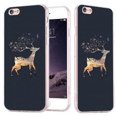 Coque silicone gel CERF Apple iPhone 6/6s Plus