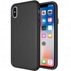 Coque rigide Eiger NORTH Apple iPhone X/XS Noir