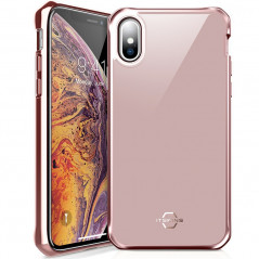 Coque rigide ITSKINS HYBRID GLASS Apple iPhone XS MAX