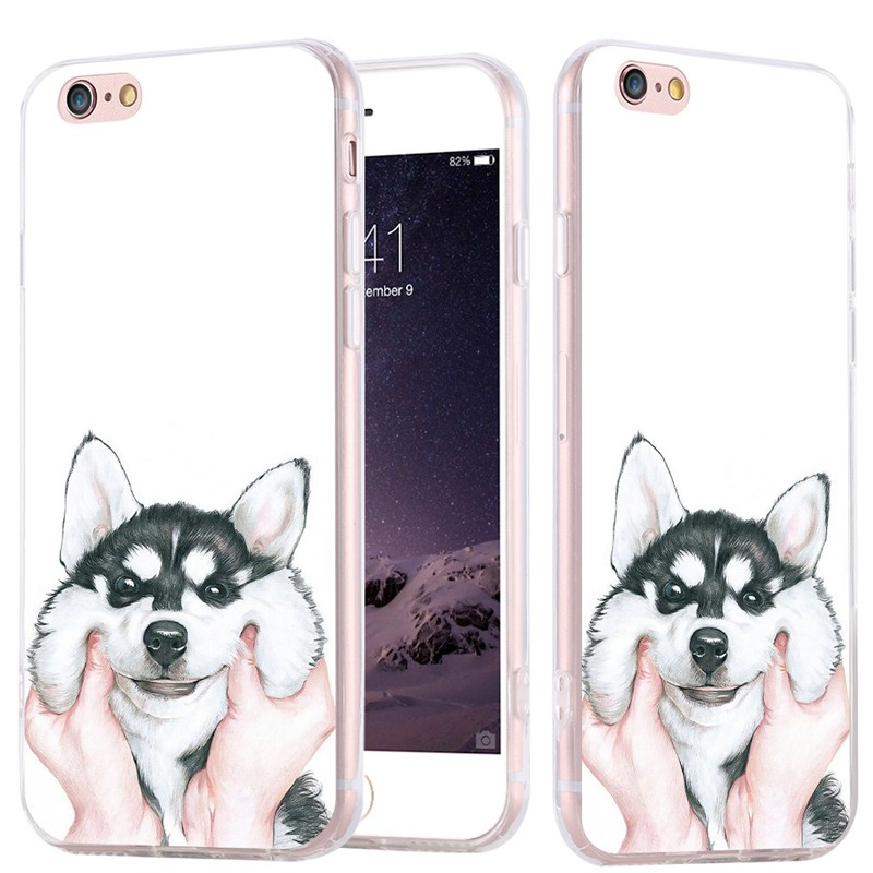 coque iphone 7 husky