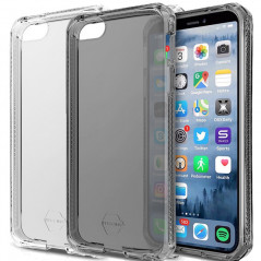 Coque souple ITSKINS Spectrum Clear Apple iPhone 5/5S/SE