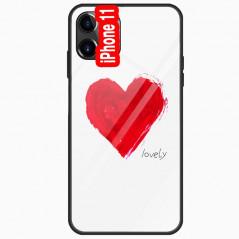 Coque rigide Lovely Apple iPhone 11