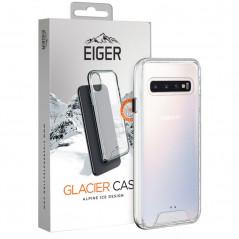 Coque rigide Eiger GLACIER Samsung Galaxy S10 Clair (Transparente)