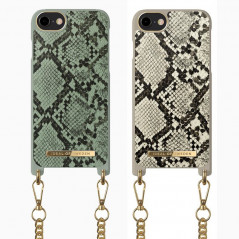 Coque bandoulière iDeal of Sweden Python Series Apple iPhone 7/8/6S/6/SE 2020