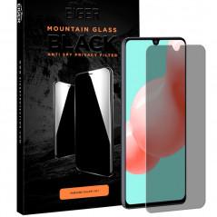 Protection écran verre trempé Eiger 3D GLASS PRIVACY Samsung Galaxy A41