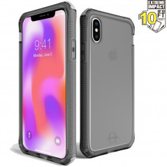 Coque rigide ITSKINS SUPREME FROST Apple iPhone XS MAX Noir