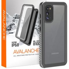 Coque rigide Eiger AVALANCHE Samsung Galaxy Note 20/20 5G Noir