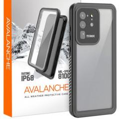 Coque rigide Eiger AVALANCHE Samsung Galaxy S20 Ultra 5G Noir