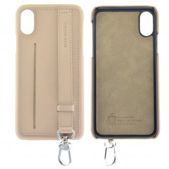 Coque cuir Mike Galeli JESSE Series Apple iPhone X/XS