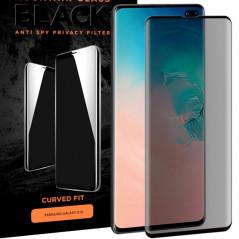 Protection écran verre trempé Eiger 3D GLASS PRIVACY Samsung Galaxy S10
