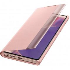 Etui folio Samsung Smart Clear view EF-ZN980C Samsung Galaxy Note 20/20 5G