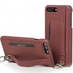 Coque cuir Mike Galeli JESSE Series Apple iPhone 7/8/6S/6 Plus