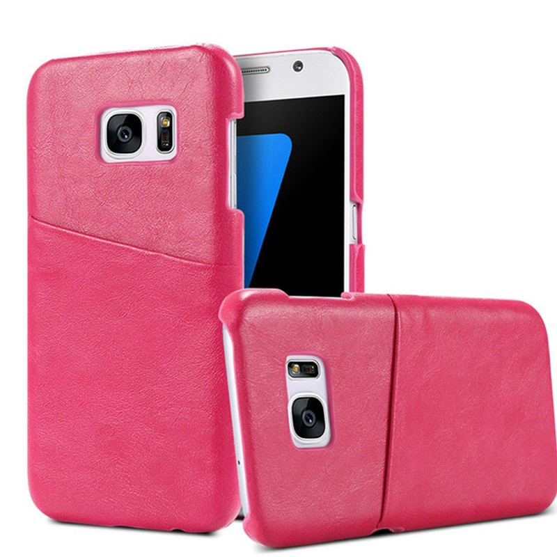 Coque VINTAGE COATED Samsung Galaxy S7 Rose