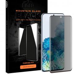 Protection écran verre trempé Eiger 3D GLASS PRIVACY Samsung Galaxy S20 FE (5G)
