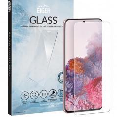 Protection écran verre trempé Eiger 2.5D SP GLASS Samsung Galaxy S20 FE (5G)