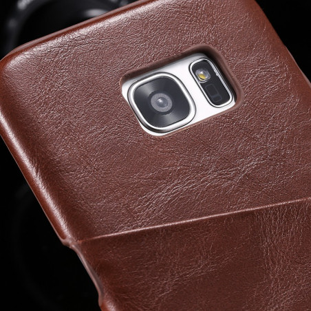 Coque VINTAGE COATED Samsung Galaxy S7 Edge