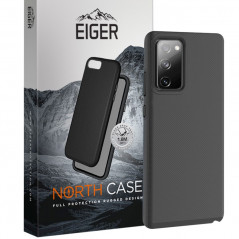Coque rigide Eiger NORTH Samsung Galaxy S20 FE (5G)