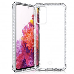 Coque souple ITSKINS Spectrum Clear Samsung Galaxy S20 FE (5G) Clair (Transparente)