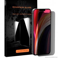 Protection écran verre trempé Eiger 3D GLASS PRIVACY Apple iPhone 12/12 PRO