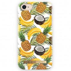 Coque rigide iDeal of Sweden Banana Coconut Apple iPhone 7/8/6S/6/SE 2020