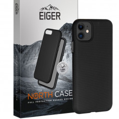 Coque rigide Eiger NORTH Apple iPhone 12/12 PRO Noir