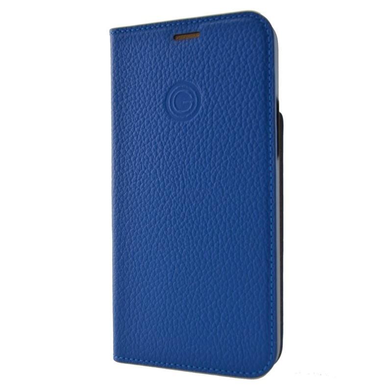 Etui cuir Mike Galeli MARC Series Apple iPhone 12/12 PRO Bleu