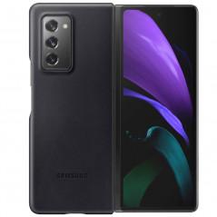 Coque cuir Samsung EF-VF916 Leather Samsung Galaxy Z Fold2 (5G)