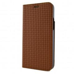 Etui cuir Mike Galeli ENZO Series Apple iPhone 12/12 PRO
