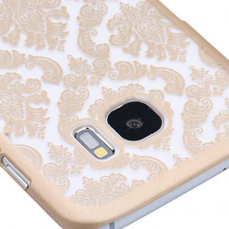 Coque rigide DAMASK FLORA Samsung Galaxy S7