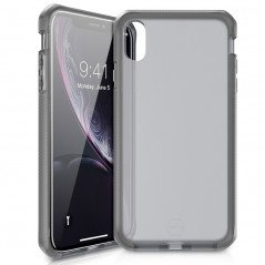 Coque rigide ITSKINS SUPREME FROST Apple iPhone XR Noir