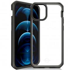 Coque rigide ITSKINS FERONIA BIO PURE Apple iPhone 12 PRO MAX Noir
