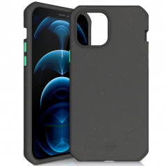 Coque rigide ITSKINS FERONIA BIO SUMMIT Apple iPhone 12 PRO MAX Noir
