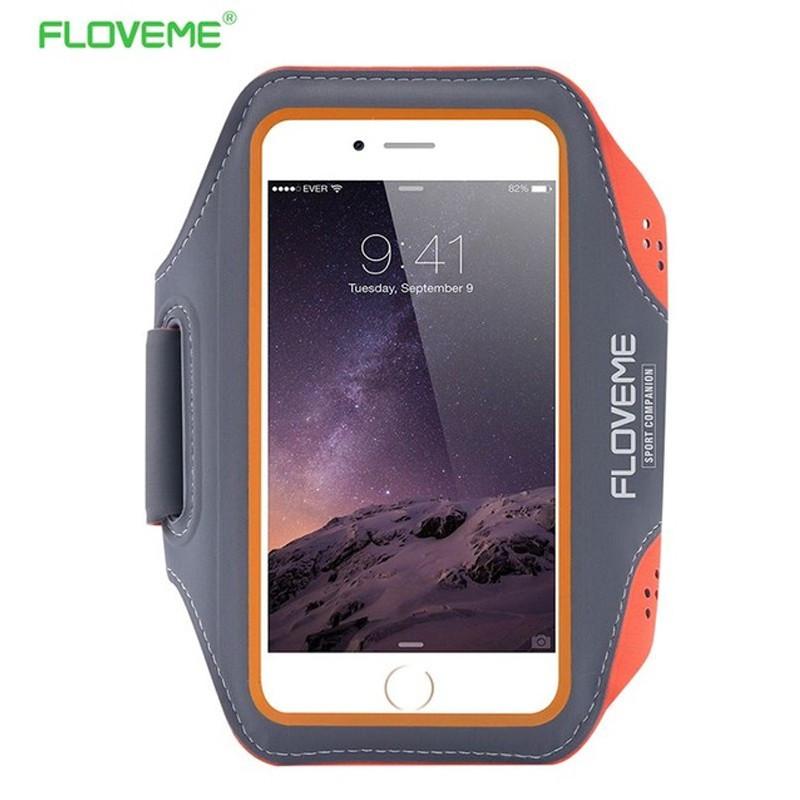 Brassard Sport-Fit FLOVEME FLY07734 Orange