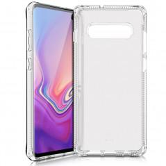 Coque souple ITSKINS Spectrum Clear Samsung Galaxy S10 Plus