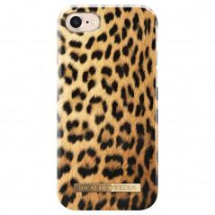Coque rigide iDeal of Sweden Wild Leopard Apple iPhone 7/8/6S/6/SE 2020