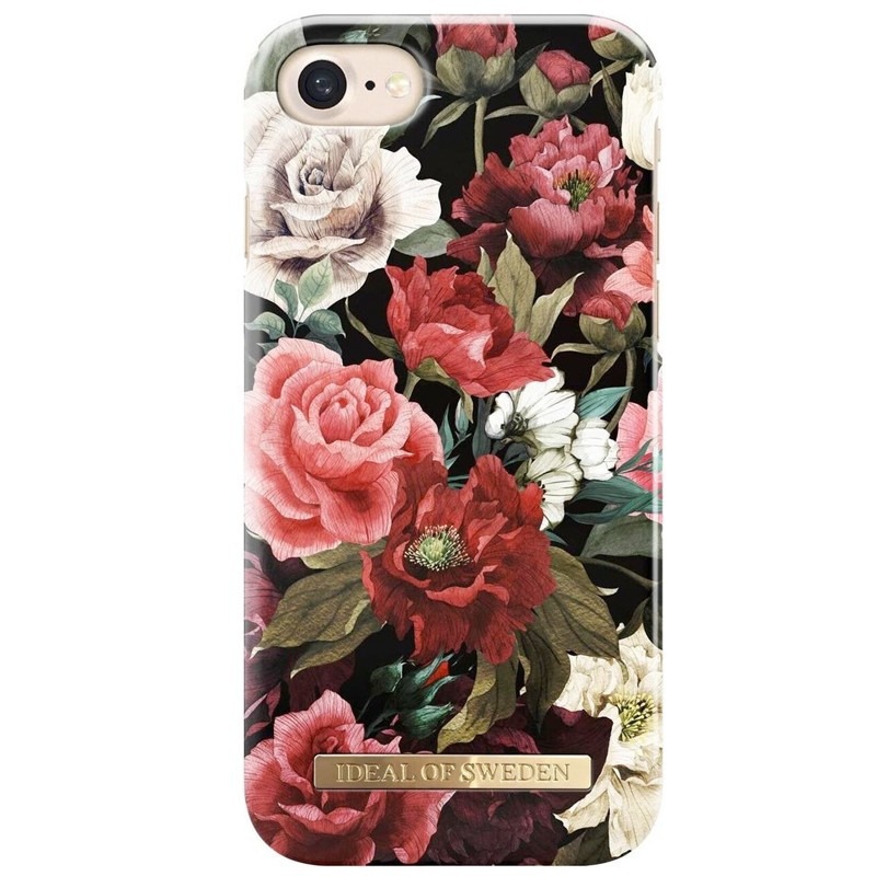 Coque rigide iDeal of Sweden Antique Roses Apple iPhone 7/8/6S/6/SE 2020