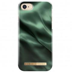 Coque rigide iDeal of Sweden Emerald Satin Apple iPhone 7/8/6S/6/SE 2020