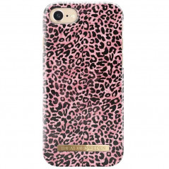 Coque rigide iDeal of Sweden Lush Leopard Apple iPhone 7/8/6S/6/SE 2020
