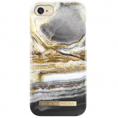 Coque rigide iDeal of Sweden Outer Space Agate Apple iPhone 7/8/6S/6/SE 2020
