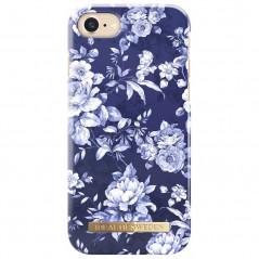 Coque rigide iDeal of Sweden Sailor Blue Bloom Apple iPhone 7/8/6S/6/SE 2020