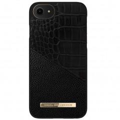 Coque rigide iDeal of Sweden Nightfall Croco Apple iPhone 7/8/6S/6/SE 2020