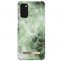 Coque rigide iDeal of Sweden Crystal Green Sky Samsung Galaxy S20/S20 5G