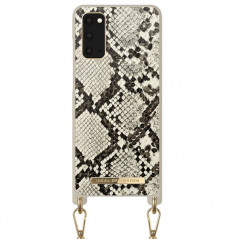 Coque bandoulière iDeal of Sweden Desert Python Samsung Galaxy S20/S20 5G