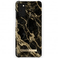 Coque rigide iDeal of Sweden Golden Smoke Marble Samsung Galaxy S20/S20 5G