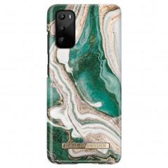 Coque rigide iDeal of Sweden Golden Marble Series Samsung Galaxy S20/S20 5G
