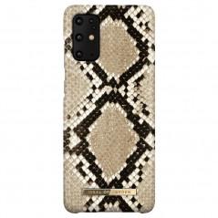 Coque rigide iDeal of Sweden Sahara Snake Samsung Galaxy S20 (5G) Plus