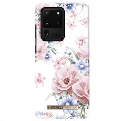 Coque rigide iDeal of Sweden Floral Romance Samsung Galaxy S20 Ultra 5G