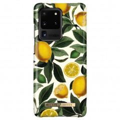 Coque rigide iDeal of Sweden Lemon Bliss Samsung Galaxy S20 Ultra 5G