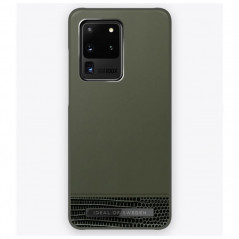 Coque rigide iDeal of Sweden Metal Woods Samsung Galaxy S20 Ultra 5G