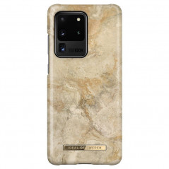 Coque rigide iDeal of Sweden Sandstorm Marble Samsung Galaxy S20 Ultra 5G